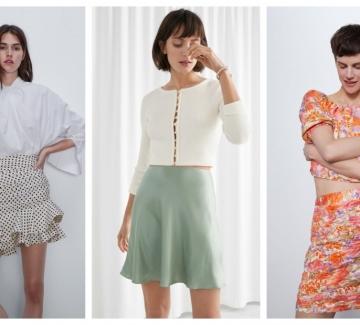 25 стайлинг идеи как да носим мини пола този сезон