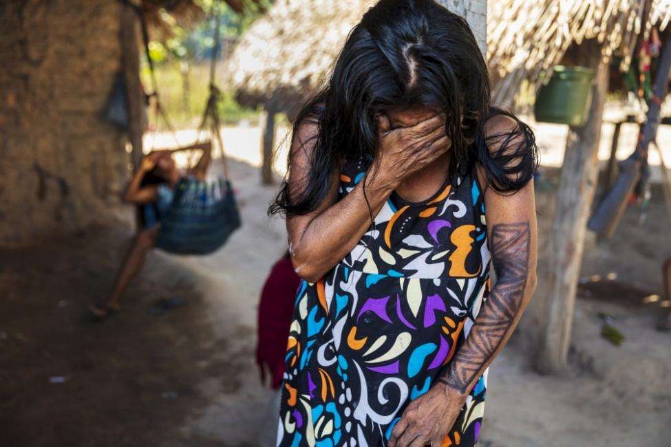 Бразилия в историческа борба за оцеляване