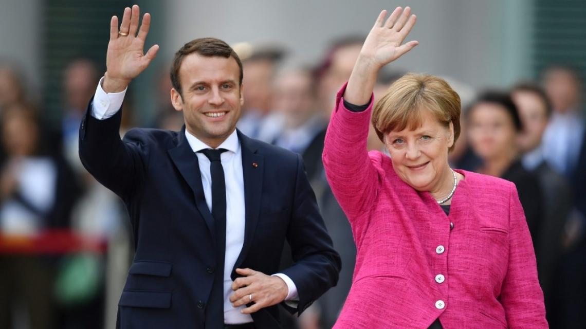 Меркел си осигури място в историята с твърд юмрук