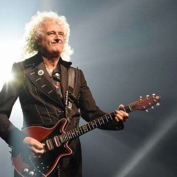 Китаристът на Queen разказва за инфаркта си в Инстаграм