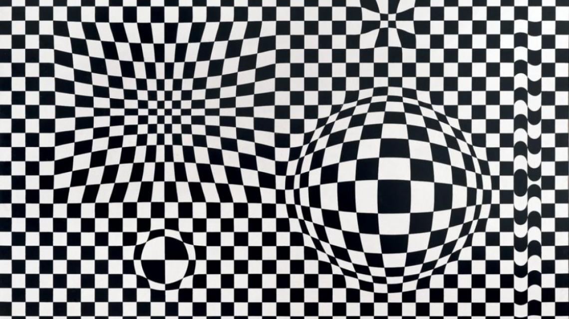 6 оптични илюзии, които ще ви смаят