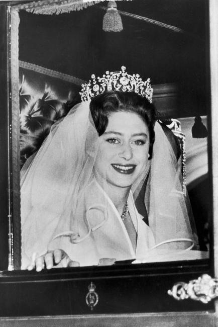 Тиарата на принцеса Маргарет и нейната скандална история