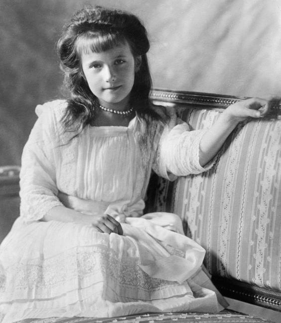 Анастасия Романова – княгинята фантом