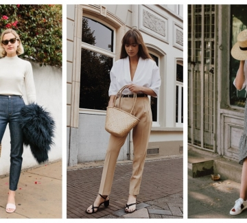 21 стайлинг идеи как да носим сламена чанта