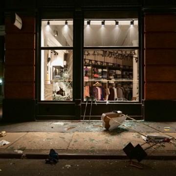 Една брутална нощ в Ню Йорк от първо лице