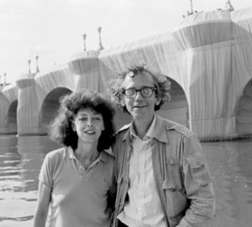Кристо и Жан-Клод – разказана любов