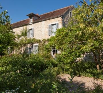Прекрасните къщи на петима френски писатели
