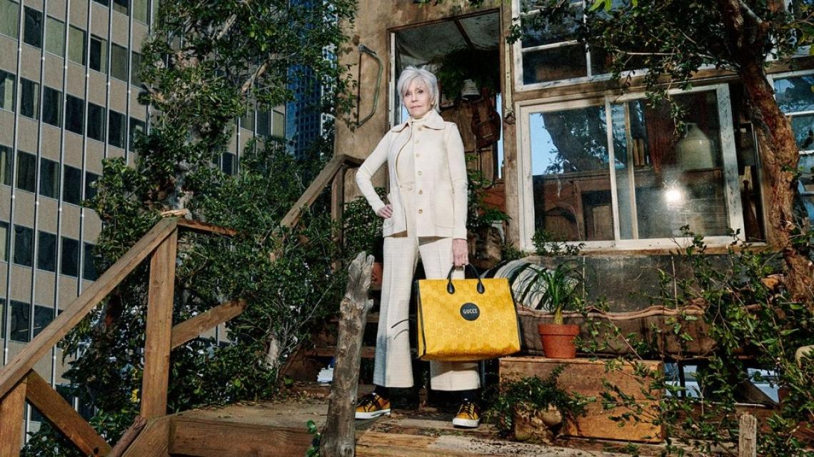 5 модни урока, които можем да научим от Джейн Фонда