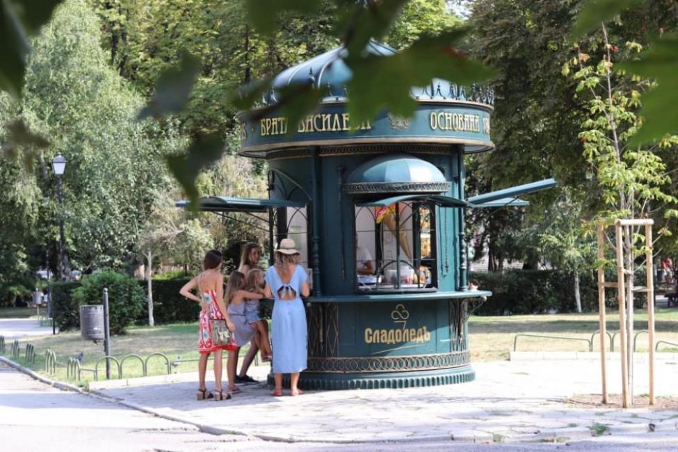 8 места в София за невероятно вкусен сладолед