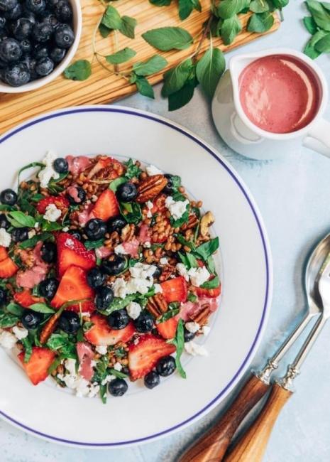 5 свежи рецепти за перфектната лятна салата