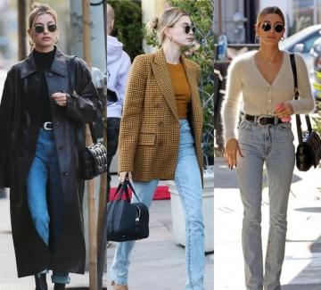 7 шопинг находки, вдъхновени от стила на Хейли Бийбър