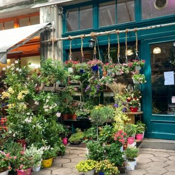 7 магазинчета за цветя с красиви витрини