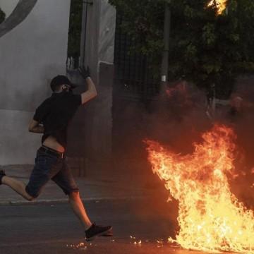 И съседите протестират: напрежението ескалира в Гърция