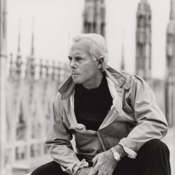 6 неща, които може би не знаете за Джорджо Армани