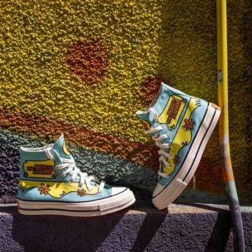 Находка на деня: свежи летни кецове на Converse