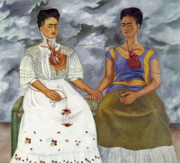 Най-известните картини на Фрида Кало