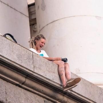 Момичето паяк: Системата не може да убие свободните