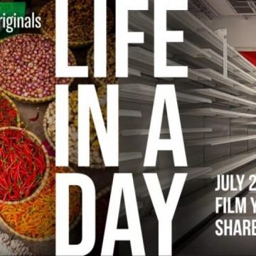 YouTube дава гласност на човешките истории с Life In A Day