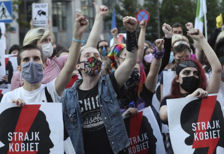 Ще защити ли Полша изобщо жените си?