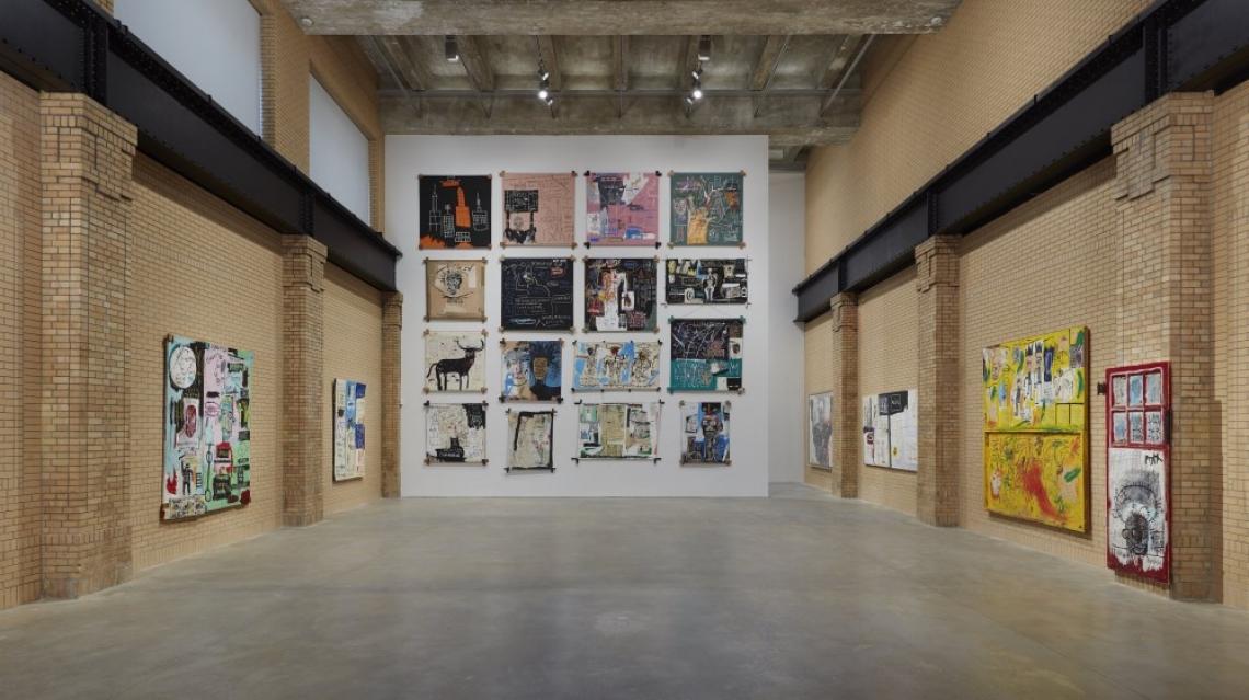 Една виртуална разходка в света на Жан-Мишел Баския