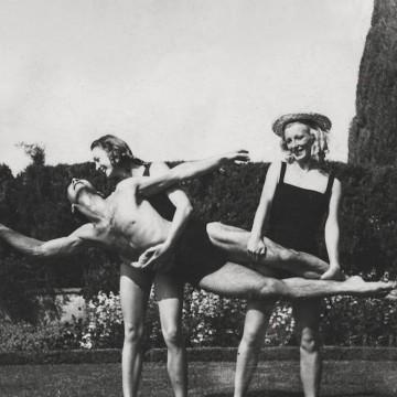 Какво правят балерините през лятото?
