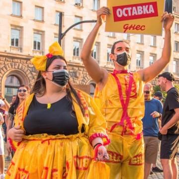 5 топ пърформанса на протестите