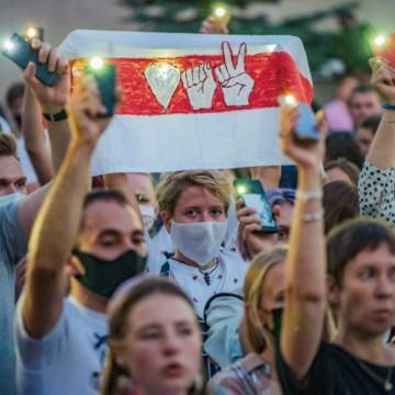 Песента, която се превърна в химн на протестите в Беларус