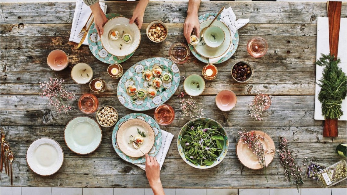 5 рецепти, които да споделим с любимите си хора