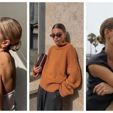 27 идеи как да носим косата си на нисък кок и да изглеждаме ослепително