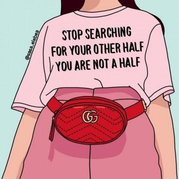 15 илюстрации с послания за жените