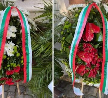 Хейтминутка: България в две снимки и два венеца