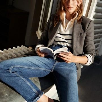 16 стайлинг идеи как да носим дънки с блейзър