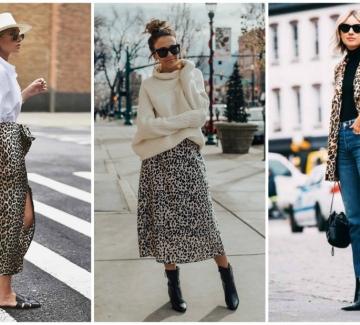 22 стайлинг идеи как да носим леопардов принт по най-елегантния начин