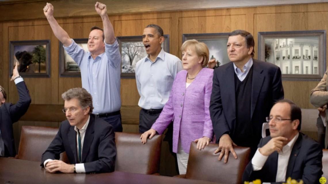 Експеримент: Как изглежда политика, когато махнем мъжете от снимките?