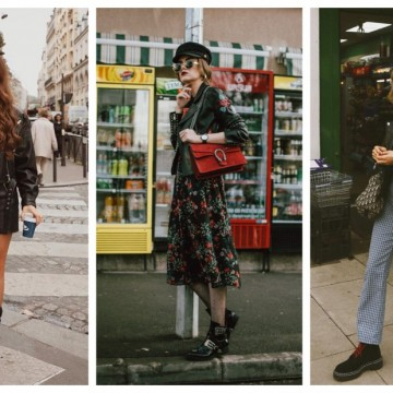 19 идеи, с които да върнем черното кожено яке в стайлинга си