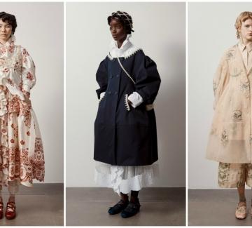 Бягство в света на приказките с роклите на Симон Роша
