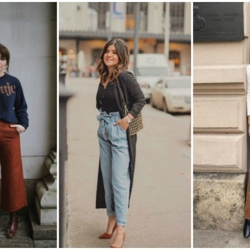 23 стайлинг идеи с панталоните, които ще носим тази есен