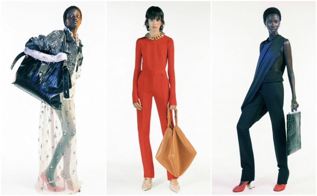 С какво се открои дебютната колекция на Матю Уилямс за Givenchy?