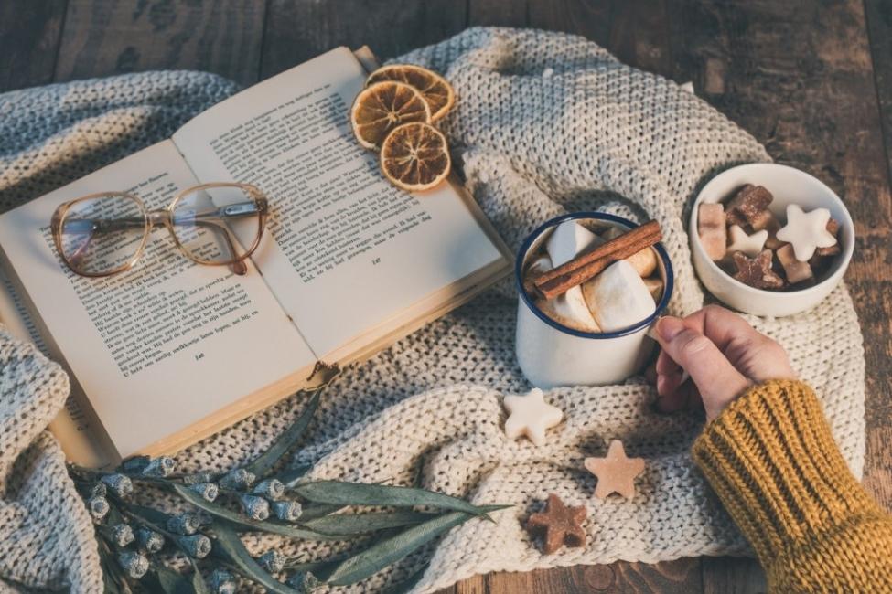 5 книги, с които да направим есента по-уютна