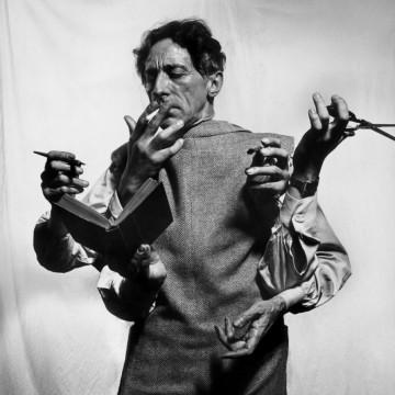 Жан Кокто - един поет с много лица