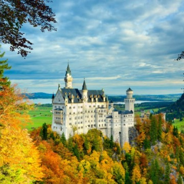 Най-красивите замъци в света