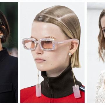 5 прически от Седмиците на модата, които бихме пробвали