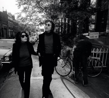Непоказвани снимки на Йоко Оно и Джон Ленън