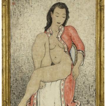 Историята на Пан Юлян – първата художничка модернист в Китай