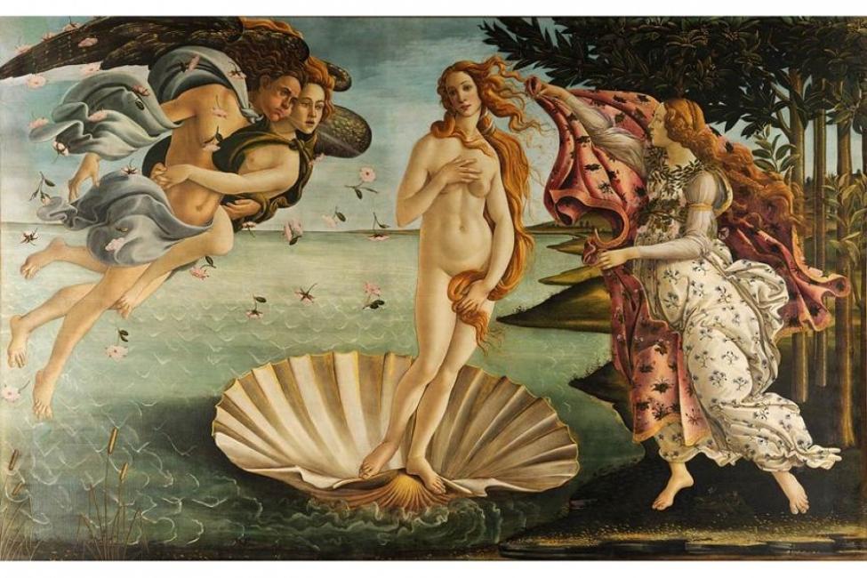 10-те най-известни картини, посветени на жени