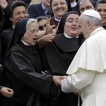 5-те малки революции на папа Франциск