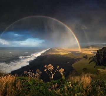 23 фотографии, които улавят красотата на стихиите