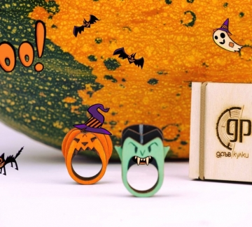5 марки шарени бижута и аксесоари на Mish Mash Fest – The Halloween edition