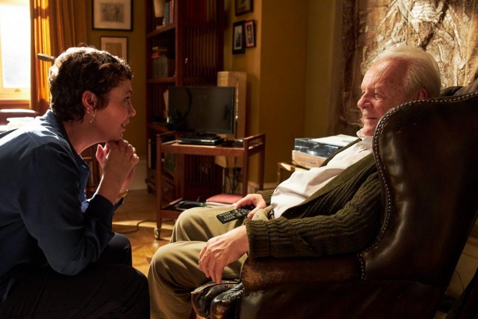 """Синелибри 2020: """"Бащата"""" с Антъни Хопкинс"""