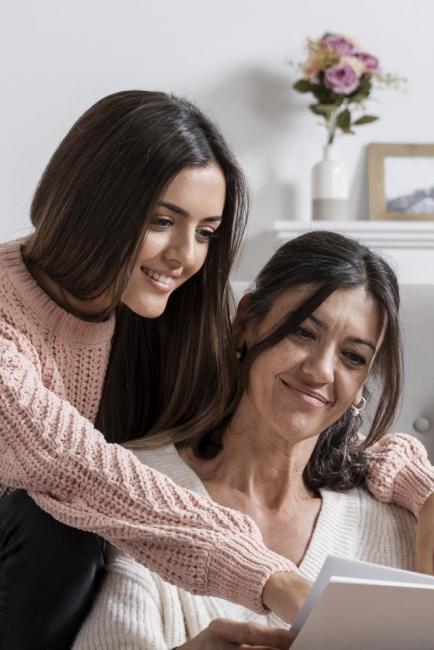 С мама винаги е най-добре!